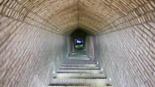 Le qanât de Yazd figure sur la liste du patrimoine mondiale de l'Unesco.