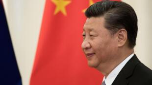 资料图片:中国国家主席习近平。