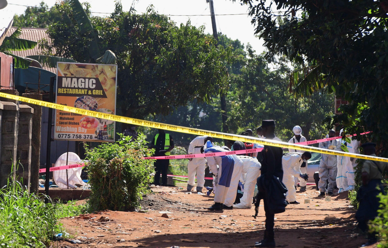 ouganda bombe restaurant