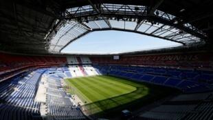 里昂的一家体育场正在等待今夏法国女足世界杯