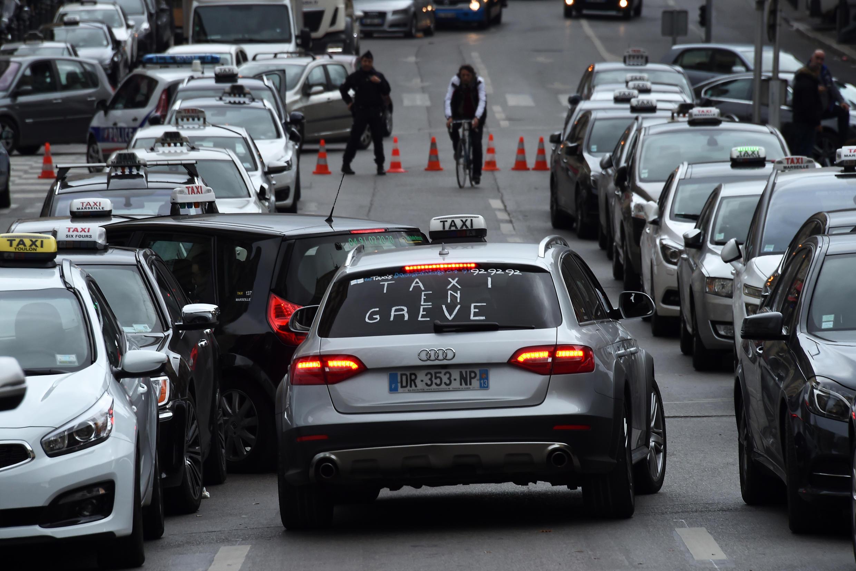 En 2016, les taxis marseillais étaient montés au créneau pour dénoncer la concurrence des chauffeurs privés, qu'ils jugent déloyale.