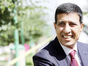 Ramzi Sandi, directeur général du groupe SAIPH, fabricant tunisien de médicaments génériques.