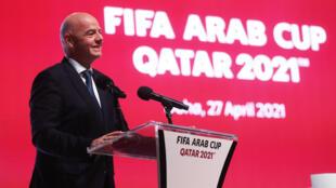 Calendar overhaul: FIFA president Gianni Infantino