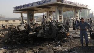 Atentado suicida ocorrido hoje, perto do aeroporto internacional de Cabul ,em protesto contra o filme anti-Islã.