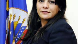 Luz Patricia Mejías.