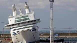 Dimanche 28 octobre, à Marseille, un ferry a violemment heurté le quai alors qu'il s'apprêtait à accoster.