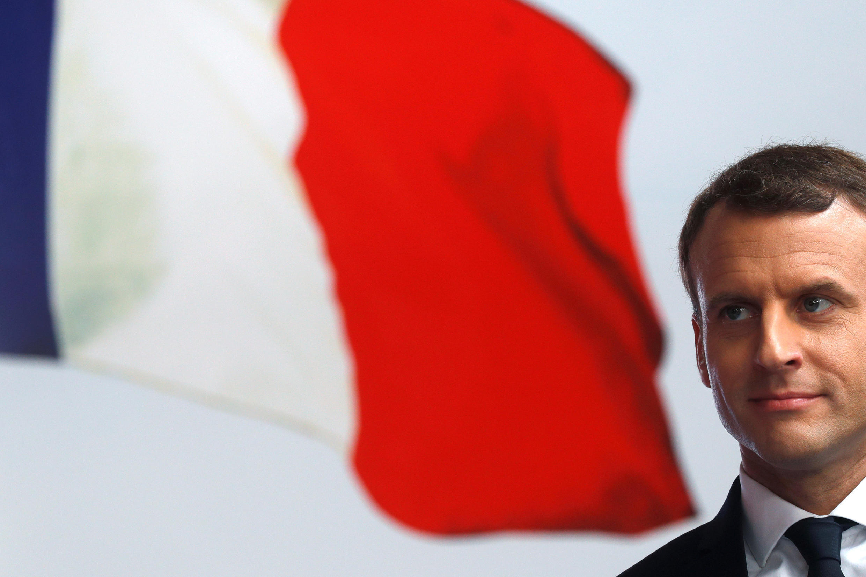 លោក Emmanuel Macron ប្រធានាធិបតីបារាំង