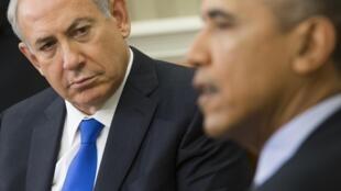 Barack Obama a demandé des mesures concrètes pour faire baisser les tensions entre Israéliens et Palestiniens.