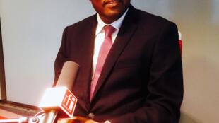 Hama Amadou est candidat à l'élection présidentielle 2016 au Niger.