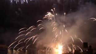 Incidente deixou nove feridos em queima de fogos de artifício em Collioure, no sul da França