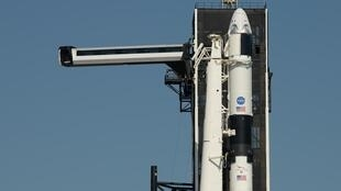 La fusée SpaceX va décoller du Cap Canaveral le 27 mai 2020.