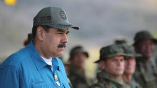 Venezuela's Nicolas Maduro says he is now open to dialogue
