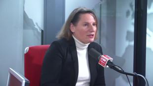 Valérie Rabault sur RFI le 30 janvier 2019.