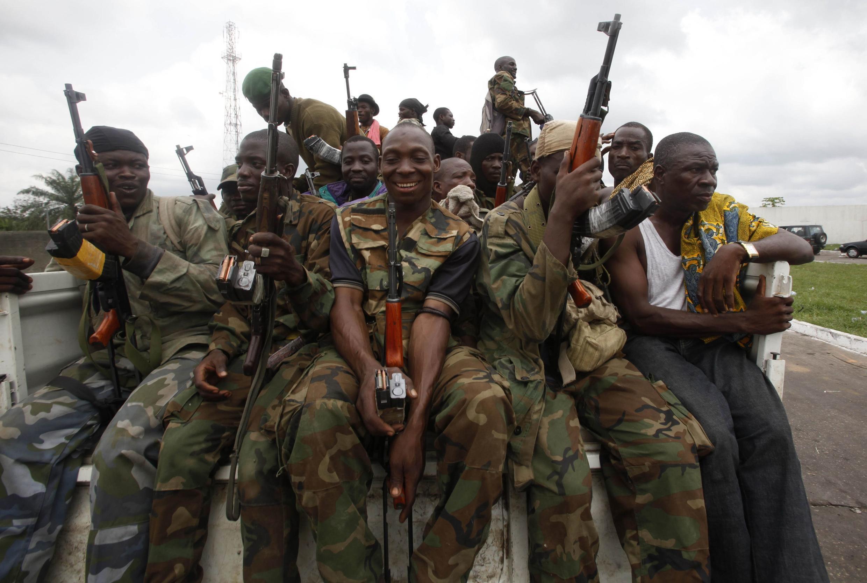 Ouattara orders his troops to maintain discipline in Abidjan