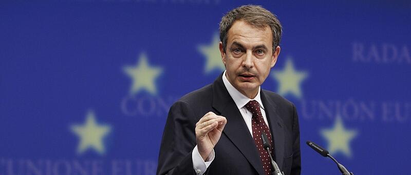 El presidente del Gobierno español, José Luis Rodríguez Zapatero.
