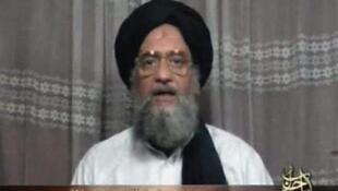 Shugaban Kungiyar Al Qaeda Ayman Zawahiri
