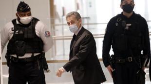 Ex-Presidente francês Sarkozy defenderá inocência até no Tribunal europeu dos direitos humanos