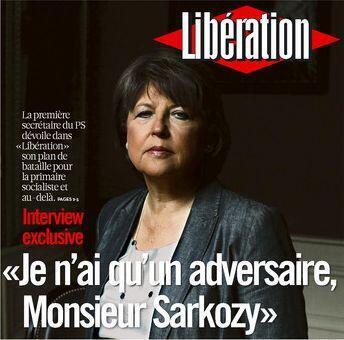 Manchete do jornal Libération desta segunda-feira (11/07/2011).