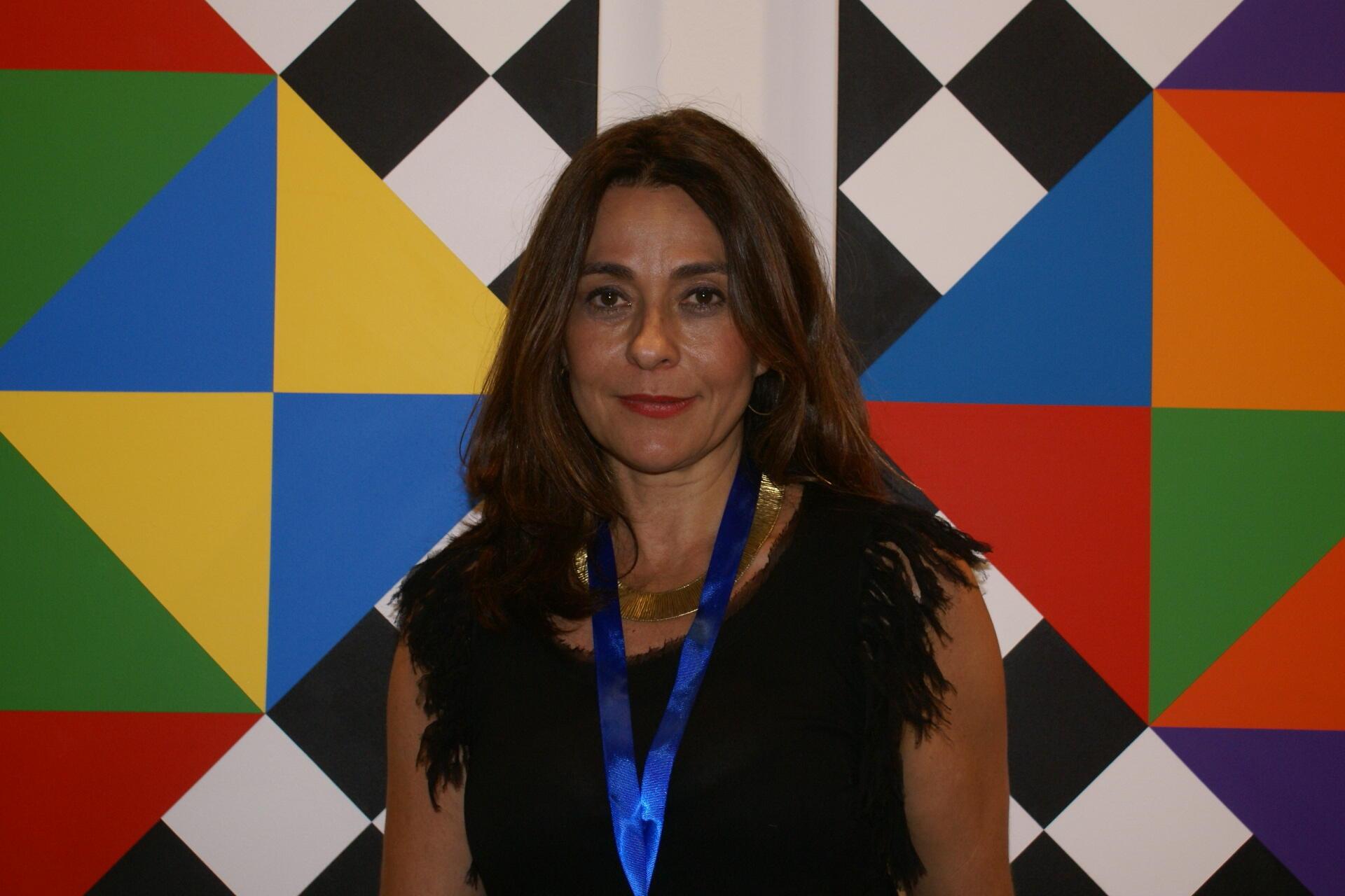 A galerista espanhola Maria Baró é a curadora da 3ª edição do Art Marbella