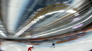Забег на 1 500 м, Сочи, 15 февраля 2014 года