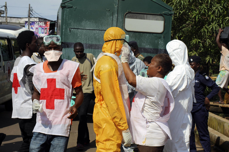 Dossier: Ebola outbreak 2014