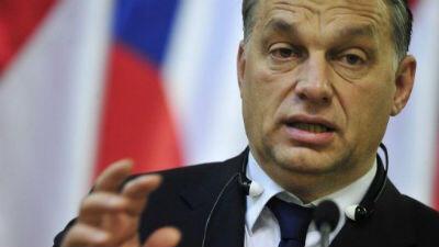 O primeiro-ministro da Hungria, Viktor Orban.