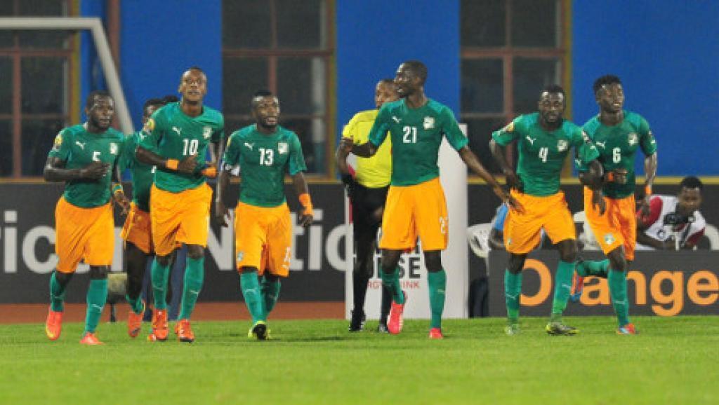 Timu ya taifa ya Côte d'Ivoire katika michuano ya CHAN 2016.