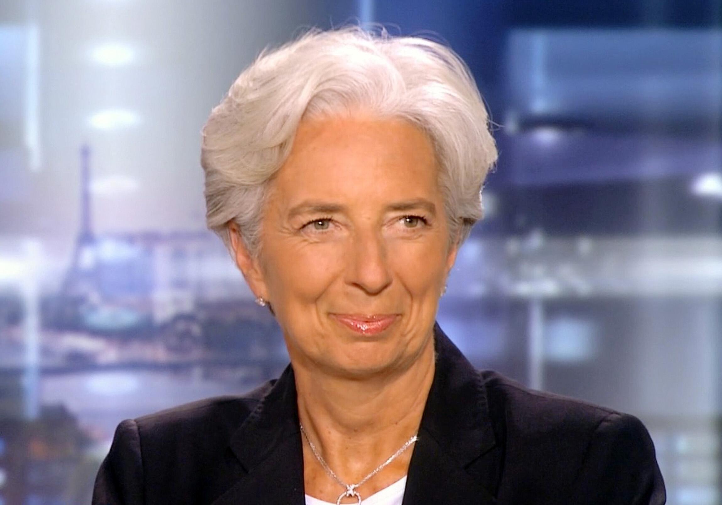 Christine Lagarde, tân Tổng giám đốc FMI (Reuters)