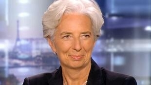 Christine Lagarde será a primeira mulher a dirigir o Fundo Monetário Internacional.