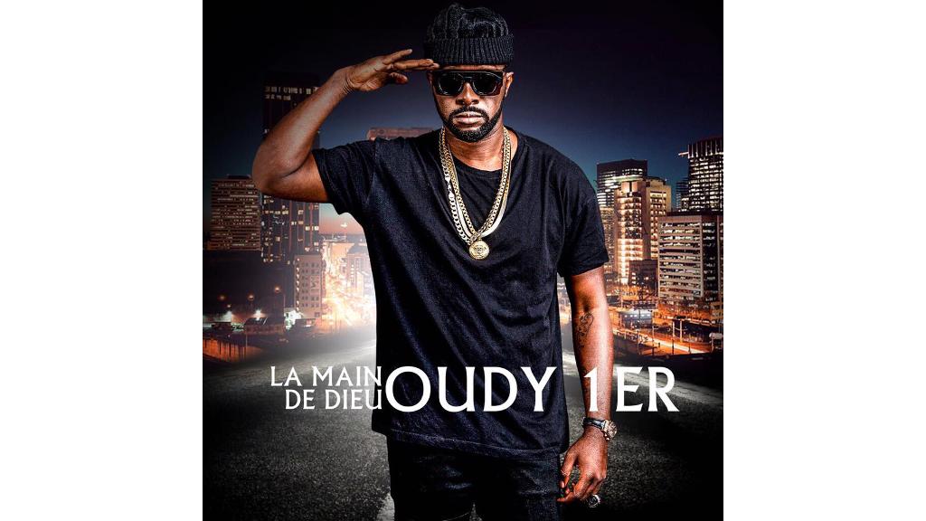 Oudy 1er, artiste guinéen.
