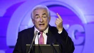 """DSK gave terse """"no comment"""" to question on Sofitel scandal"""