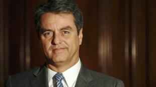 Roberto Azevêdo, cuja nomeação como novo diretor-geral da OMC será oficializada nesta quarta-feira, 8 de maio de 2013.