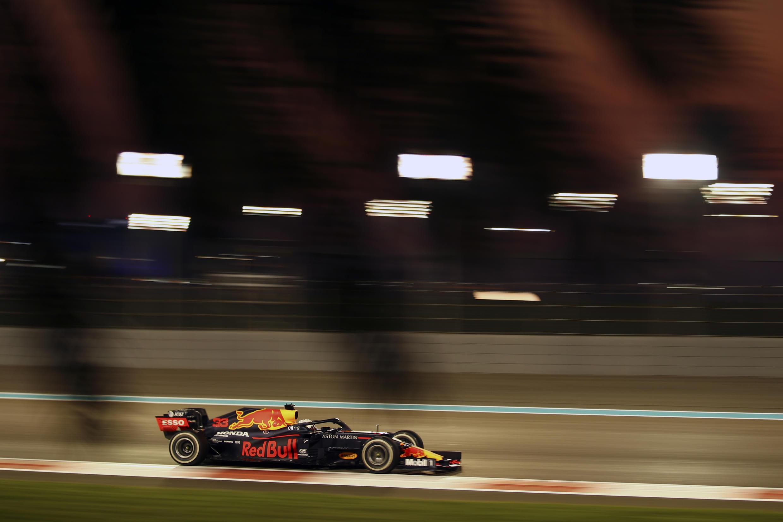 2020-12-13 sport formula one F1 Max Verstappen Abu Dhabi Grand Prix