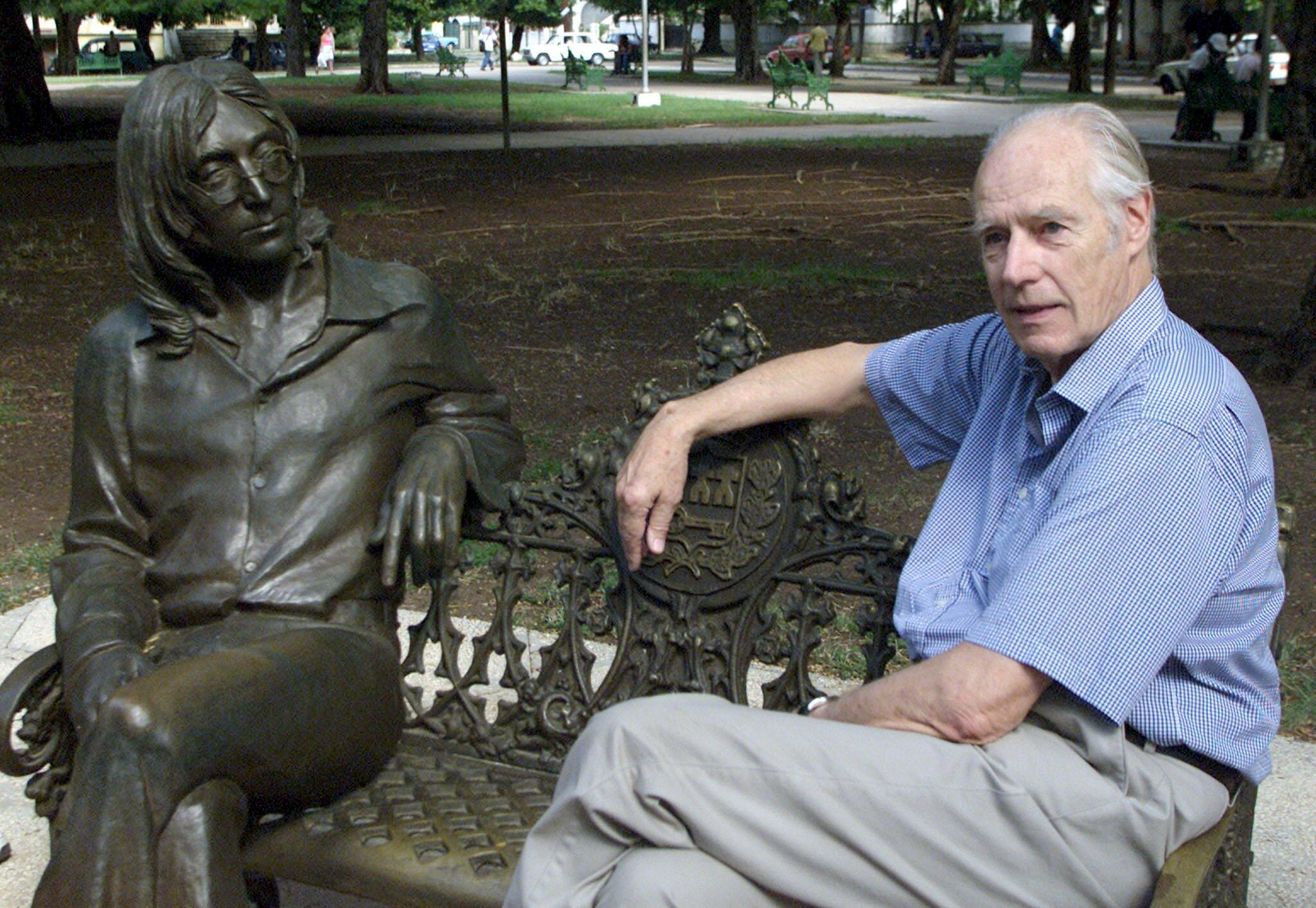George Martin morreu aos 90 anos