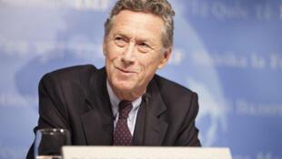 Olivier Blanchard, economista-chefe do FMI