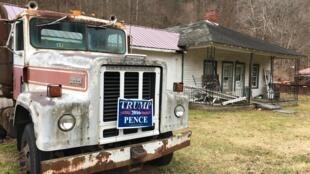 Le petite ville de War se trouve dans le comté McDowell, en Virginie occidentale, l'un des plus démunis. Donald Trump y a été plébiscité avec 74% des suffrages.