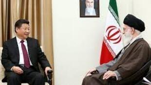 indexتوافق راهبردی ایران و چین