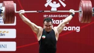 سهراب مرادی، وزنهبردار ایرانی، روز شنبه بیست و پنجم اوت، در مسابقات بازیهای آسیایی ۲۰۱۸ در جاکارتا، توانست قدیمیترین رکورد وزنهبرداری جهان در دسته ۹۴ کیلوگرم را بشکند و مدال طلا بگیرد.