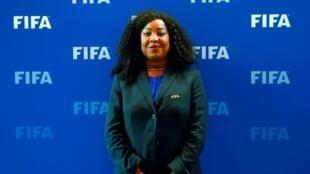 Katibu Mkuu wa Fifa, Fatuma Samoura