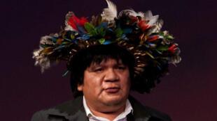 Almir Suruí - líder indígena