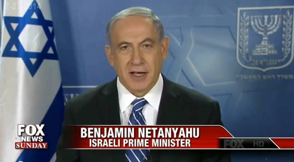 O primeiro-ministro israelense Benjamin Netanyahu concedeu entrevistas para quatro emissoras de televisão norte-americanas, entre elas a Fox News.
