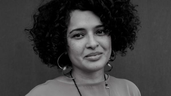 Astrid Sokona Lepoultier, co-commissaire des Rencontres de Bamako. Biennale africaine de la photographie 2019.