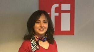 مهناز شیرآلی، استاد علوم سیاسی دانشگاه پاریس