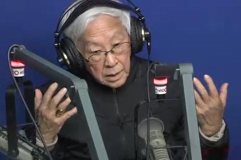 陳日君樞機今(2018年2月9日)早出席「D100電台」節目時指擬議中梵協議邪惡