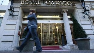 L'hôtel Carlton de Lille.