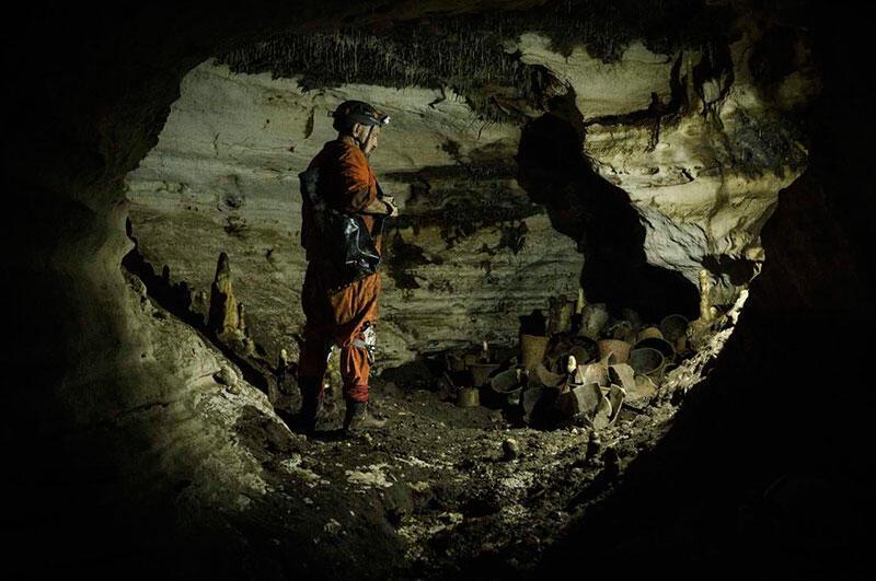 La caverna había sido descubierta hace más de 50 años por lugareños.