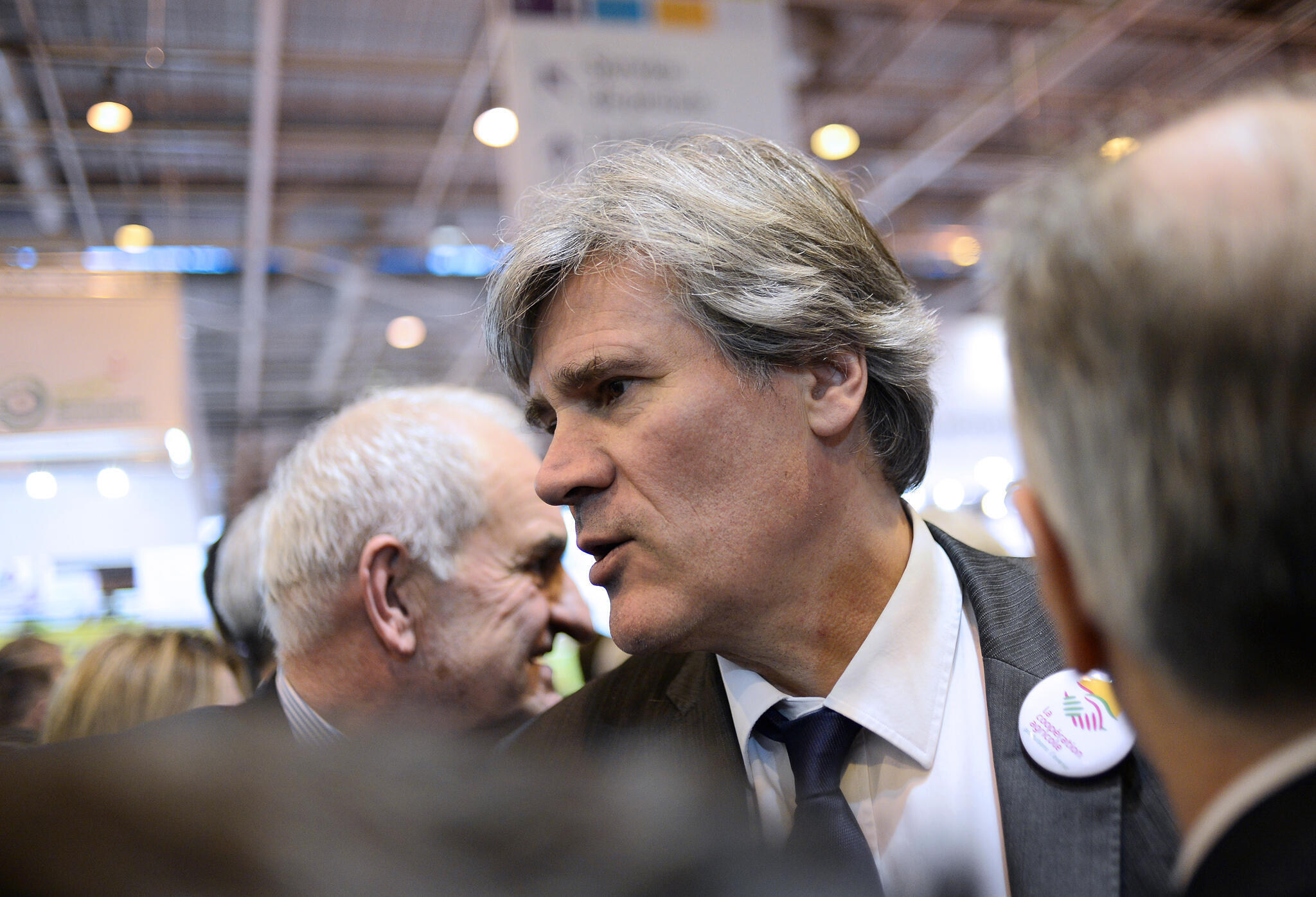 Pour Stéphane Le Foll, la maire de Paris n'est pas la seule à pouvoir représenter le parti.