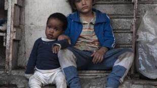 Дети на улицах Бейрута — герои фильма Надин Лабаки «Капернаум»