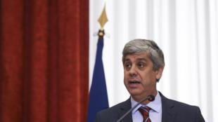Mário Centeno, ministro das Finanças de Portugal
