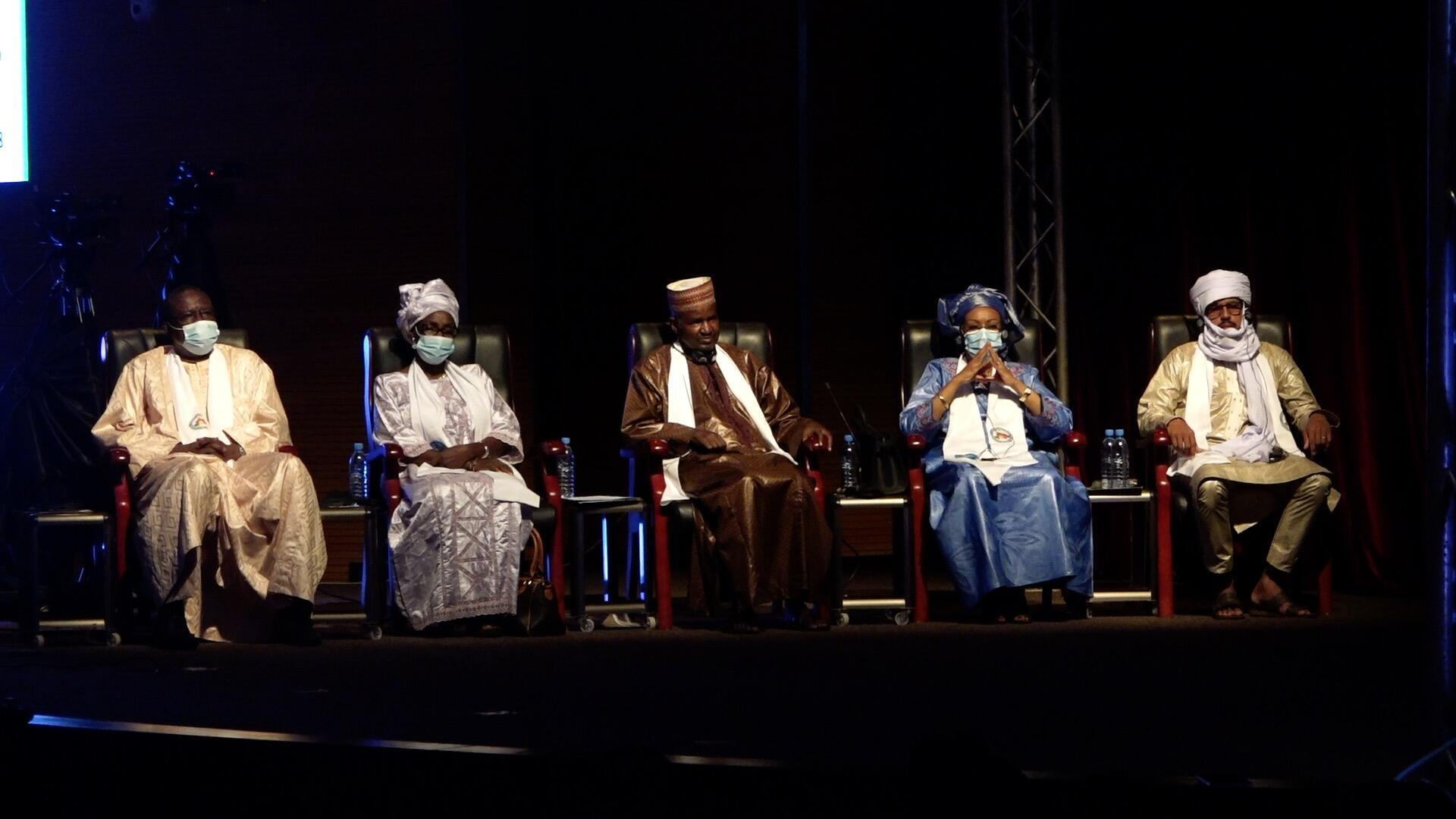 Mali CVJR victimes commission vérité justice et réconciliation